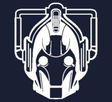 Cyberman (white) by Shannon Surwillo