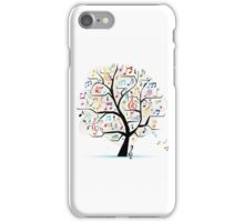 Musical Tree iPhone Case/Skin