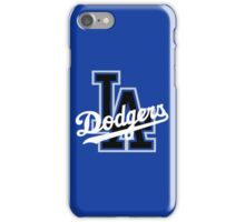 Los Angeles Dodgers iPhone Case/Skin