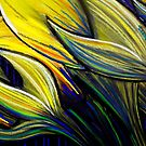 Perfect pastels - Fegal Birdflower close by Georgie Sharp