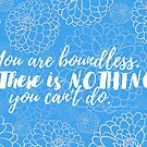 You Are Boundless (Rose and the Dagger) by chelleyreads