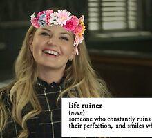 Emma Swan, life ruiner. by jordanparrish