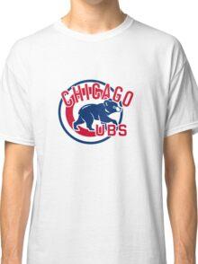Baseball Chicago Cubs Classic T-Shirt