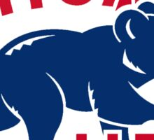 Baseball Chicago Cubs Sticker