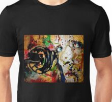 kill bill abstract Unisex T-Shirt