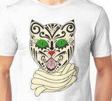 Skull Cat Unisex T-Shirt