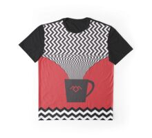 a damn fine cup of coffee Graphic T-Shirt