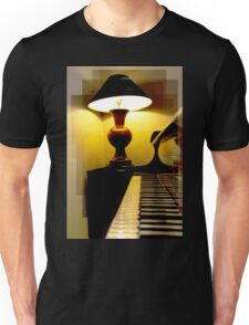 Music Lights Up The World Unisex T-Shirt