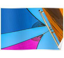 Shade Sails Poster