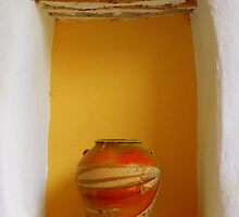 The Yellow Niche by Fara