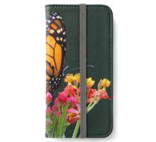 Pretty Monarch iPhone Wallet/Case/Skin