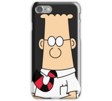 Dilbert iPhone Case/Skin