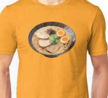 Japanese Tonkotsu Ramen Polygon Art Unisex T-Shirt