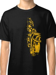 Saxophone Keywork Classic T-Shirt