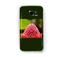 Gecko with flower Samsung Galaxy Case/Skin