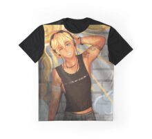 Punk Will Solace Graphic T-Shirt