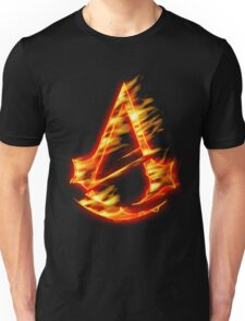 Assassins - FLAMES Unisex T-Shirt