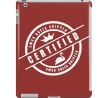Swan Queen Shipper iPad Case/Skin