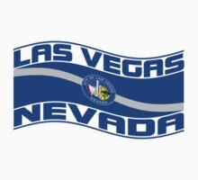 Las Vegas Nevada wave Kids Tee