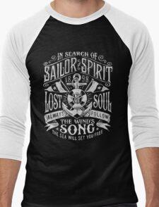 Sailor Spirit Men's Baseball ¾ T-Shirt