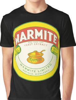 Marmite Retro Label Graphic T-Shirt