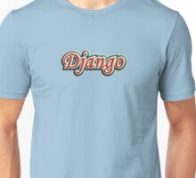 Colorful Vintage Django Unisex T-Shirt