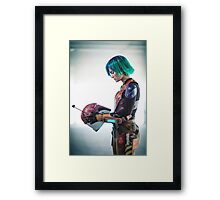 Sabine - What am I Framed Print