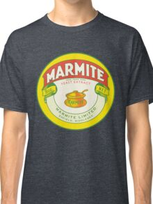 Marmite Retro Label Classic T-Shirt