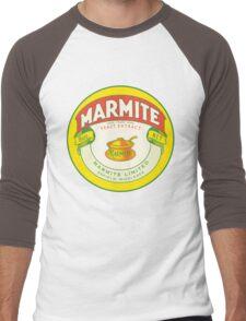 Marmite Retro Label Men's Baseball ¾ T-Shirt