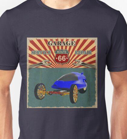 Garage Service and Repair Unisex T-Shirt