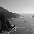 Big Sur California by Miriam Gordon