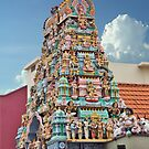 Dravidian Architecture by phil decocco