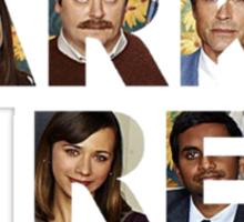 Parks & Rec Sticker