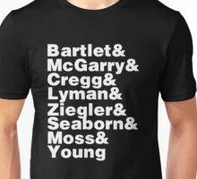for bartlet n friend Unisex T-Shirt