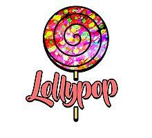 Lollypop  Photographic Print