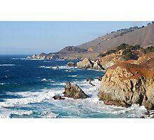 left coast Photographic Print