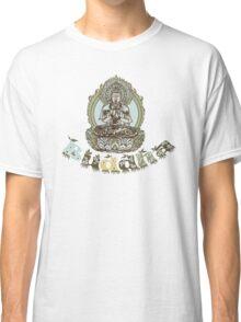 Spiritual Buddha Drawing  Classic T-Shirt