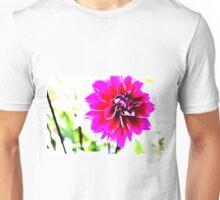 Purple Sunshine Unisex T-Shirt