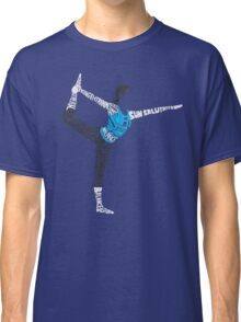 Wii Fit Trainer Typography Classic T-Shirt