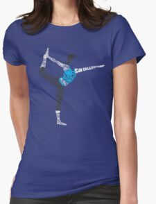 Wii Fit Trainer Typography T-Shirt