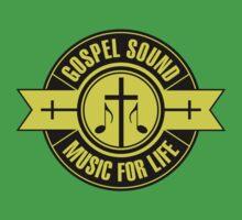Good Gospel Sound One Piece - Short Sleeve