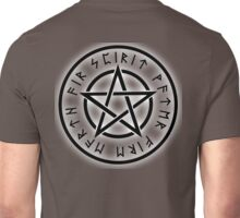 WICCA, Pentacle, Pentagram, Witch, Wizard, Modern, Pagan, Witchcraft, Religion, Cult Unisex T-Shirt