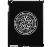 WICCA, Pentacle, Pentagram, Witch, Wizard, Modern, Pagan, Witchcraft, Religion, Cult iPad Case/Skin