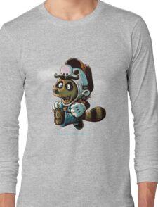 Tanuki revenge Long Sleeve T-Shirt