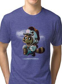 Tanuki revenge Tri-blend T-Shirt