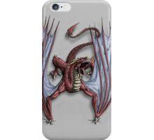 Stowaway (Red) iPhone Case/Skin