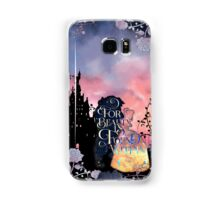 For Beauty is Found Within Samsung Galaxy Case/Skin