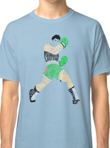 Little Mac Typography Classic T-Shirt