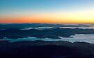 Hobart at Dawn by Odille Esmonde-Morgan