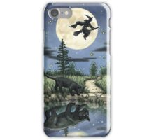 Everyday Witch Tarot - The Moon iPhone Case/Skin